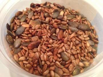 Savoury seeds