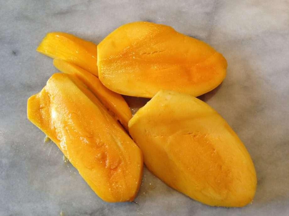 Mango fool