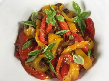 Sweet and sour peppers