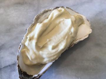 Oyster mayonnaise