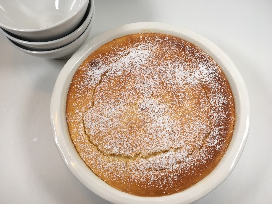 Citrus Surprise Pudding
