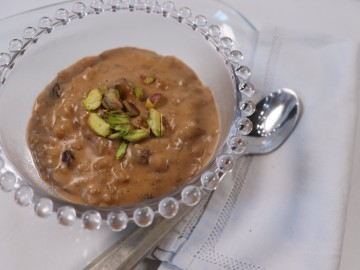 Chai Spiced Rice Pudding