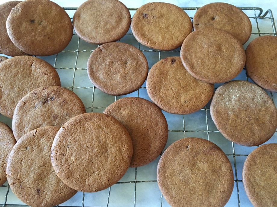Spiced Biscuits